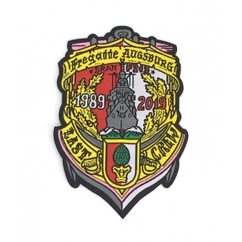 Patch - F213 Fregatte...